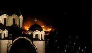 FOTO: Novosadski vatrogasci gasili 25 požara, apel da se ne spaljuje biljni otpad