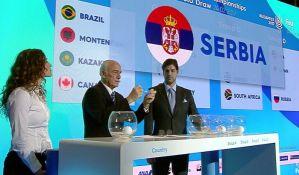VIDEO: Zastava Albanije umesto crnogorske