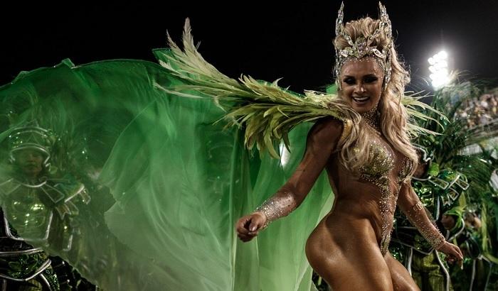 Počele karnevalske svečanosti u Brazilu