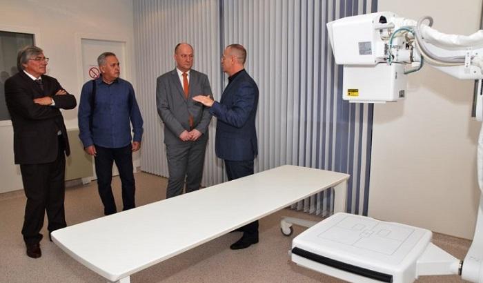 Predsednik Skupštine Grada na otvaranju novog prostora privatne novosadske poliklinike