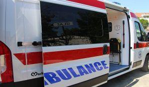 Dvanaestogodišnjak teže povređen u udesu na Sajmištu