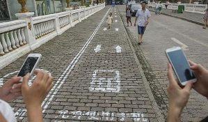 Mobilni telefoni promenili način na koji ljudi hodaju