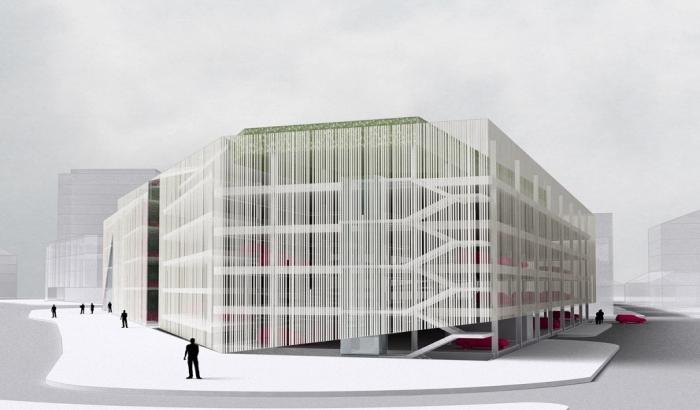 FOTO: Plan izgradnje garaže i podzemnog prolaza u centru Novog Sada na javnom uvidu