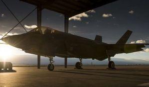 VIDEO: Zapalio se najnoviji američki lovac F-35A
