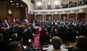 Sednica Skupštine Srbije zakazana za 4. oktobar
