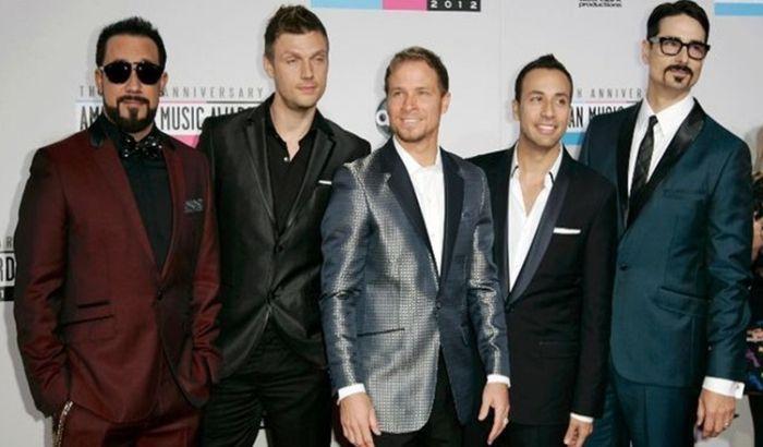 Backstreet boys ponovo nastupaju
