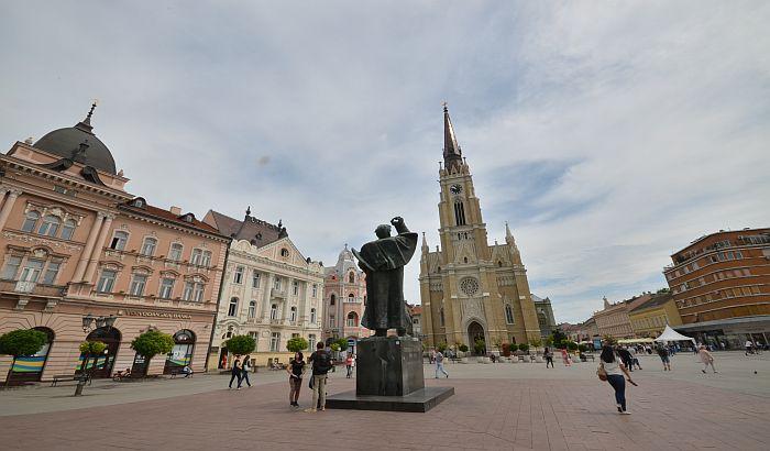 Novi Sad na listi najugroženijih gradova