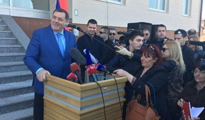 Dodik: Ne bojim se hapšenja