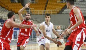 Košarkaši Srbije izgubili od Gruzije
