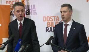 DJB i Dveri zajedno na izborima u Beogradu i Boru