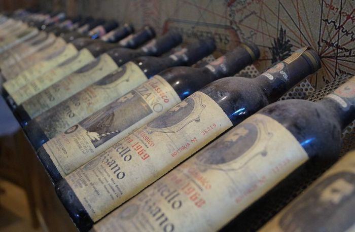 Ukradeno vino vredno 250.000 evra