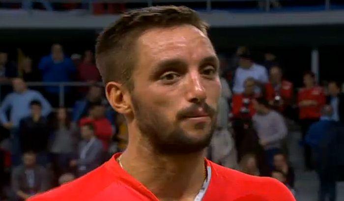 Dejvis kup: Srbija povela sa 2:0