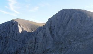 Spasen planinar iz Srbije na Olimpu