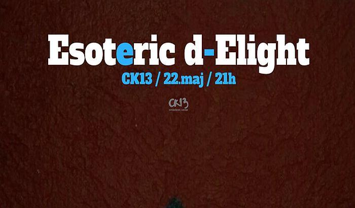 Džez koncert benda Esoteric d-Elight 22. maja u CK13
