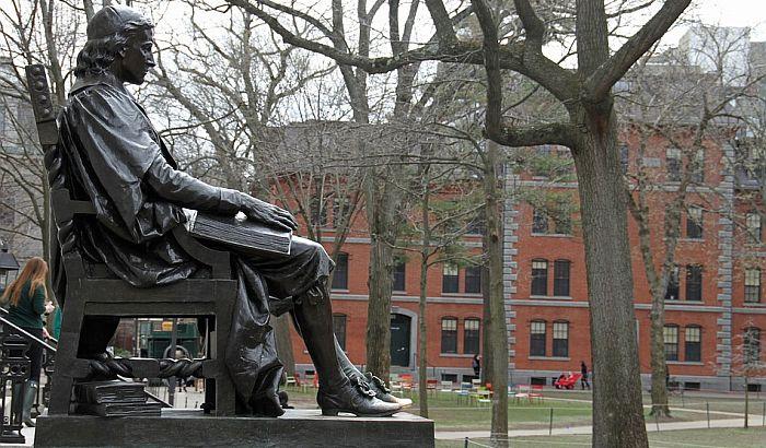 Student odrepovao diplomski na Harvardu