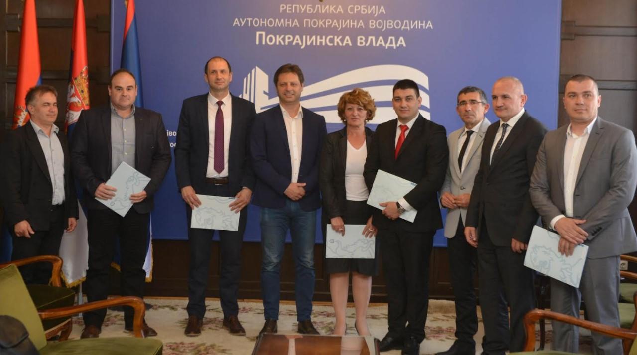 Pokrajina dala Spensu 15 miliona za sanaciju velike sale