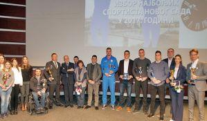 Španović i Cvjetićanin najbolji novosadski sportisti