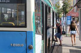 Radovi od ponedeljka menjaju trase autobusa 6 i 14