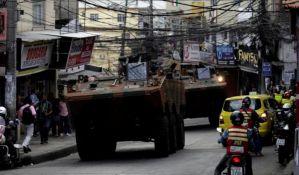 Sukobi bandi u Riju, mobilisana vojska