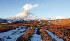 Proradio najveći evroazijski vulkan