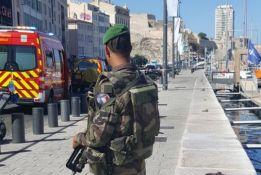Automobilom uleteo na autobusku stanicu u Marseju, jedna žrtva