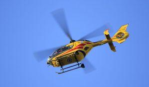 Poginuo pilot u padu privatnog helikoptera na Crnom moru
