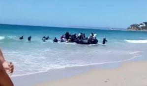 Ostavio 53 izbeglice na putu u Grčkoj