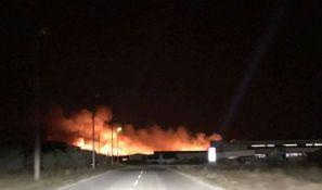 Za dva sata u Dalmaciji izbilo 15 požara, sumnja se da su podmetnuti