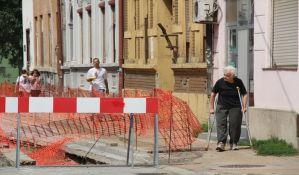 MAPA: Kako da se snađete u raskopanom Novom Sadu