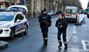 Lažna bomba na stanici metroa u Parizu