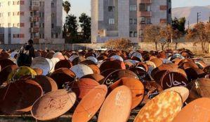 Uništeno 100.000 satelitskih antena u Iranu