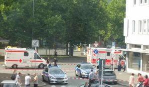 VIDEO: Novi napad u Nemačkoj, prolaznike napao mačetom