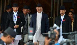 Premijer Nepala podneo ostavku