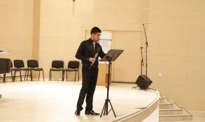 Mladi novosadski klarinetista dobitnik specijalne nagrade na festivalu u Rumuniji