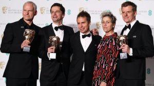 Dodeljene Bafta nagrade, pet priznanja za