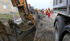 U toku radovi na izgradnji kanalizacione mreže u Veterniku