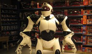 Robot novi voditelj kineske televizije