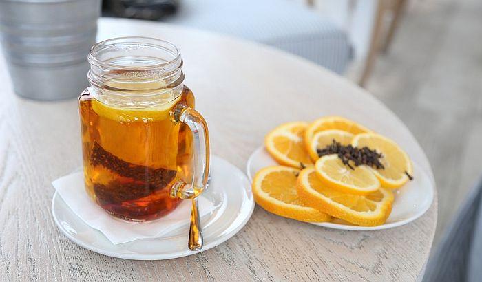 Za rashlađivanje bolji čaj nego sladoled