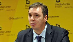 Vučić: Neću se kandidovati za predsednika Srbije