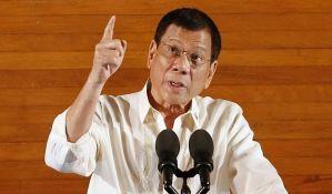 Duterte: Rekao sam sinu da ću dozvoliti policiji da ga ubije ako ima veze s drogom
