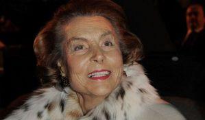 Preminula najbogatija žena Lilijan Betankur