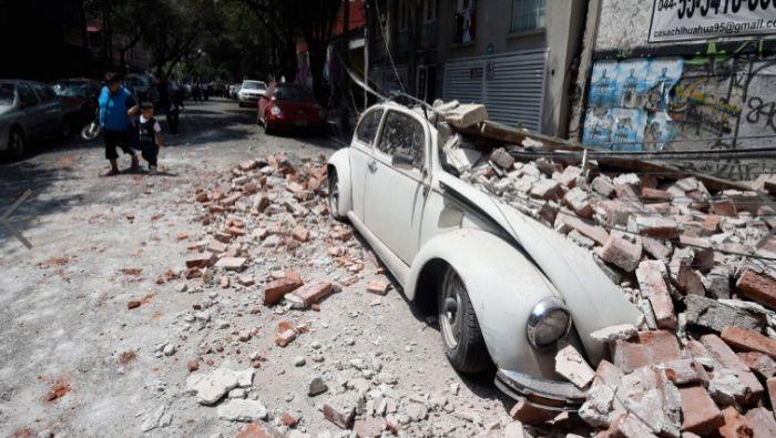 Zašto su Meksiko pogodila dva strašna zemljotresa u 11 dana?