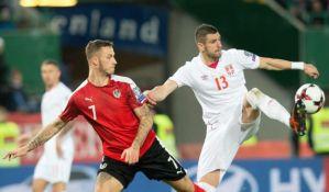 VIDEO: Srbija poražena od Austrije, protiv Gruzije za Mundijal