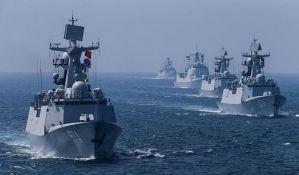 NATO sprečio kineske brodove da odu na vežbe sa ruskim snagama