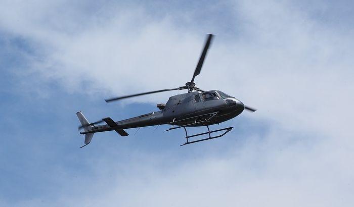 Policajci na sudu jer su snimali seks iz helikoptera