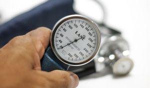Do besplatnog putnog osiguranja RFZO-a ne može sa visokim pritiskom