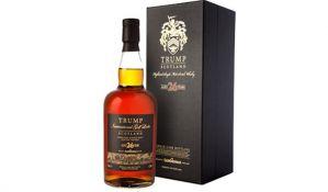 Dao 6.000 funti za Trampov viski
