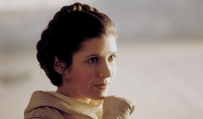 Lucasfilm ne namerava digitalno da oživi Keri Fišer