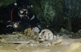 Ostaci čoveka stari 9.000 godina pronađeni u pećini u Meksiku