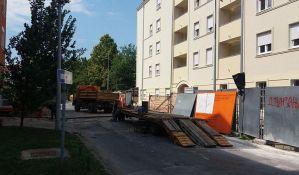 U toku istraga o dodeli posla izgradnje socijalnih stanova u Kisačkoj